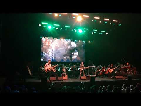 Mor ve ötesi LIVE (with orchestra)- Deli 8 July 2019 Istanbul