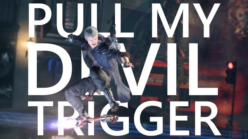 Casey Edwards Devil Trigger Lyric Video