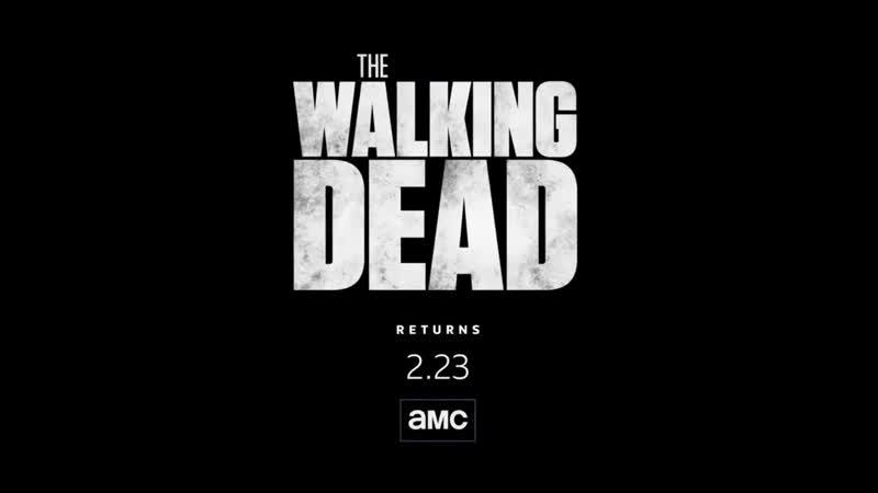 TWD The Walking Dead 10Bx09 Teaser Carol Peletier Take the leap TWD returns 2 23 on @AMC TV
