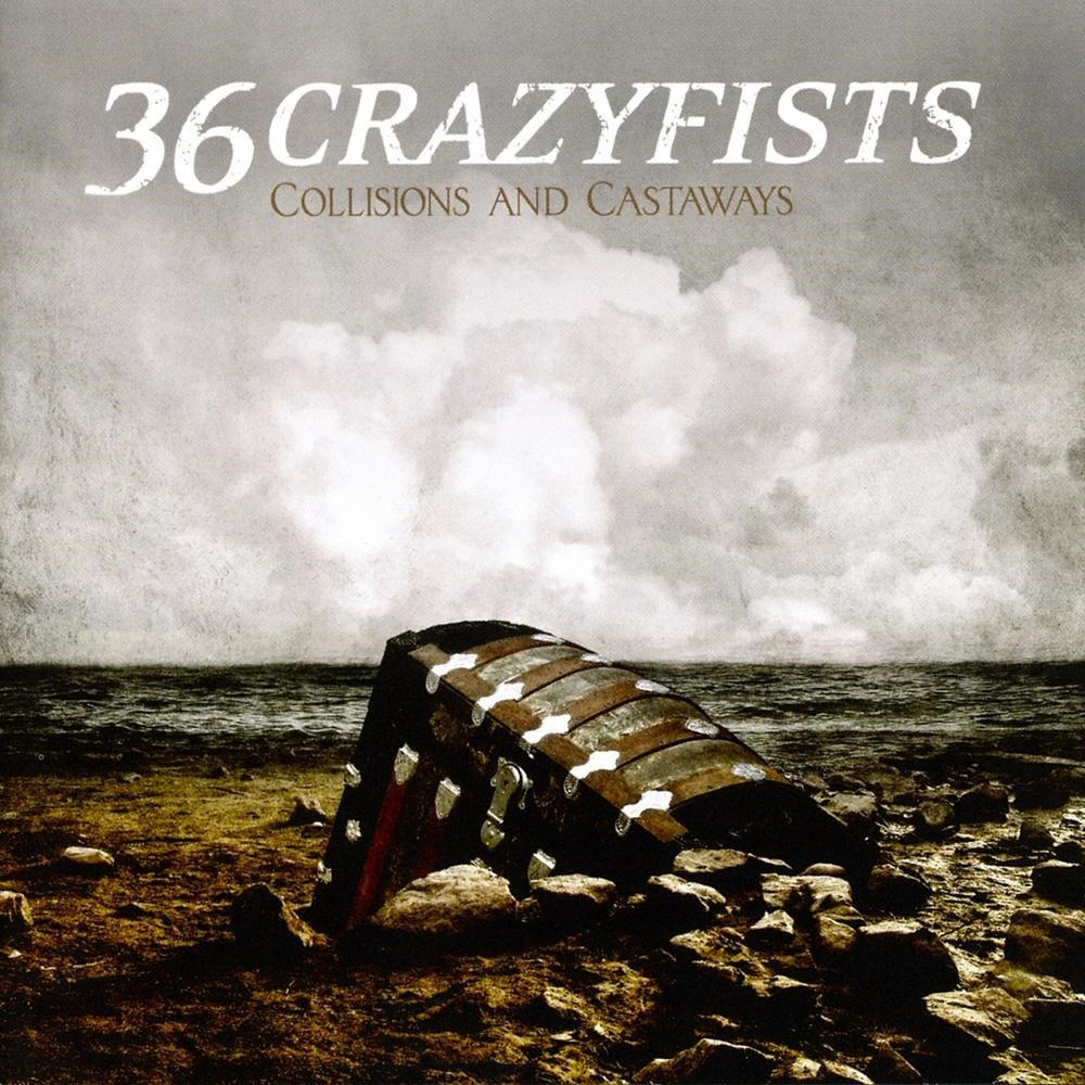 36 Crazyfists - Collisions and Castaways-cover