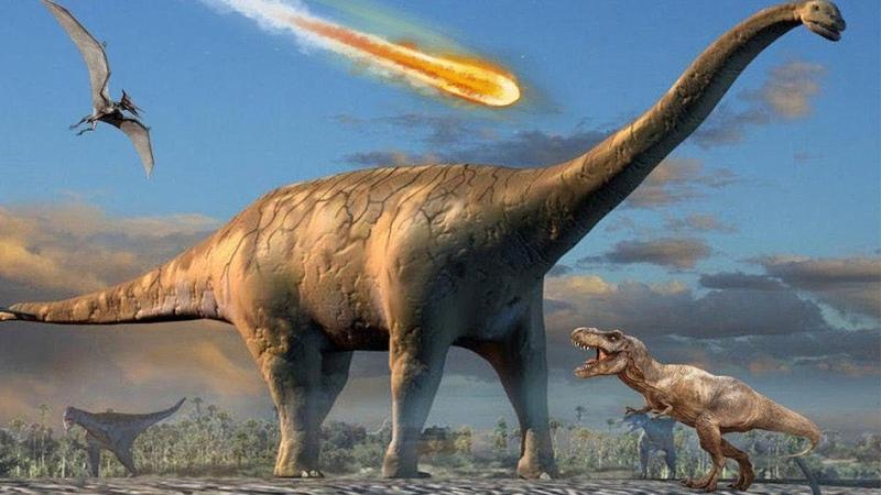 Как вымерли динозавры АРМАГЕДДОН 1 часть