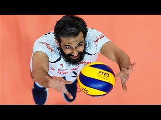 The best volleyball setter in the world - saeid marouf