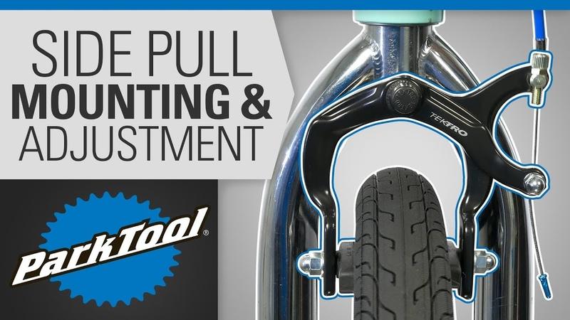 Brake Caliper Mounting Adjustment Side Pull