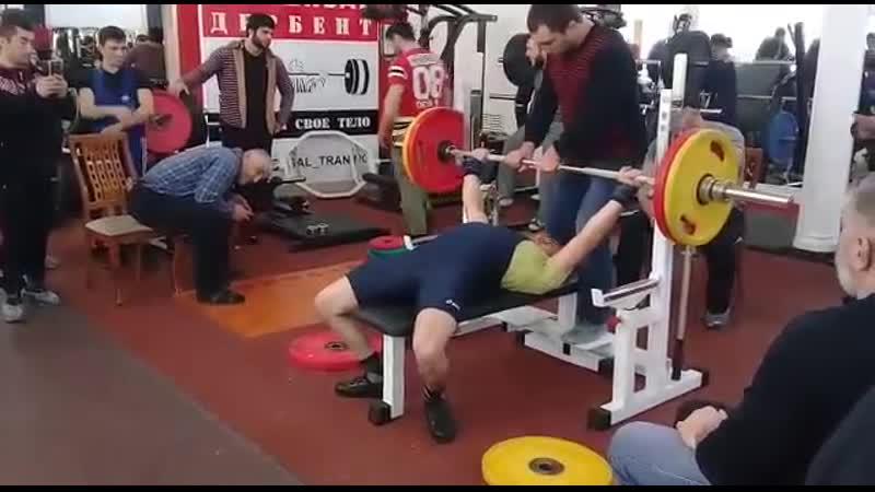 Чемпионат Дагестана. Алимов Абдуллах