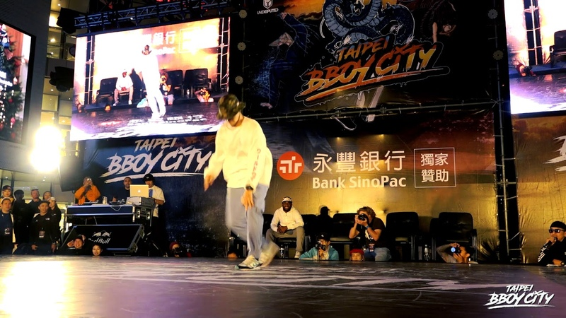 Judge Demo:Lil Dragon(Top Coalition、Formosa/Taiwan)|Taipei Bboy City World FINAL 2019 | Danceproject.info