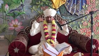 Матхура Бихари  Шримад Бхагаватам   День второй , часть 1       от 09 07 19