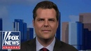 Gaetz reacts to being at the center of House Ethics probe