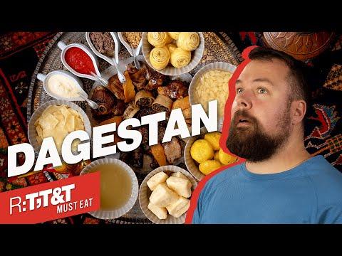 Must Eat Local food trip in Dagestan Khinkali Chudu Urbech