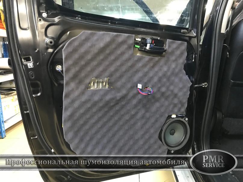 Шумоизоляция Toyota Hilux, изображение №10