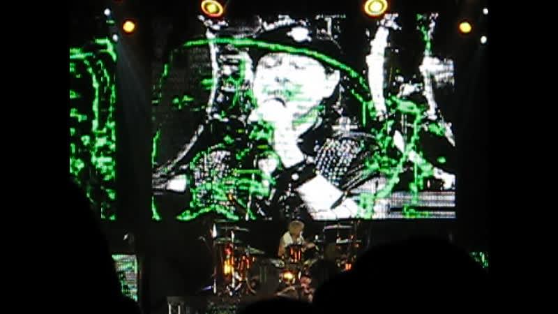 Концерт Скорпионс в Самаре