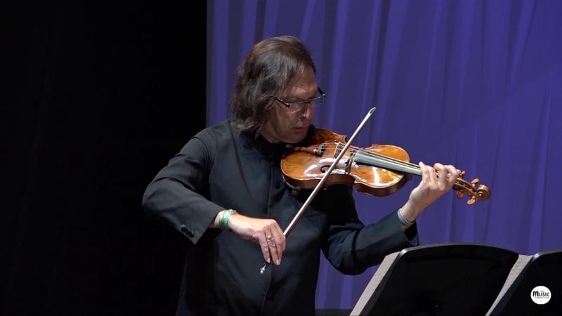 Арво Пярт Зеркало в зеркале композиция для скрипки и фортепиано