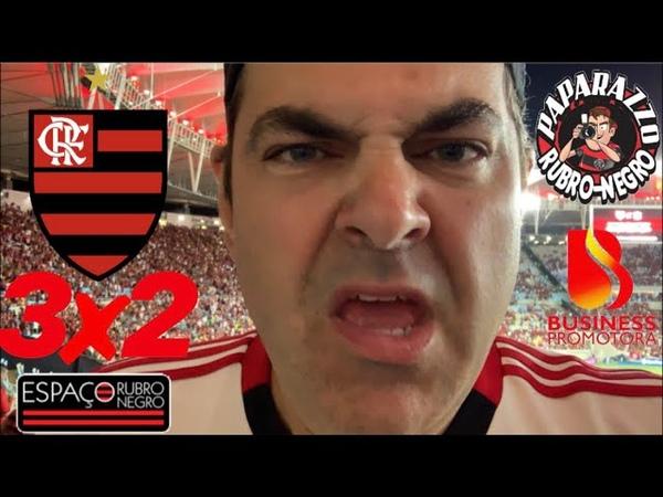 Pós-Jogo Flamengo 3x2 Athletico-PR! Ganhamos no Manto! Torcida cansa de Abel Braga!