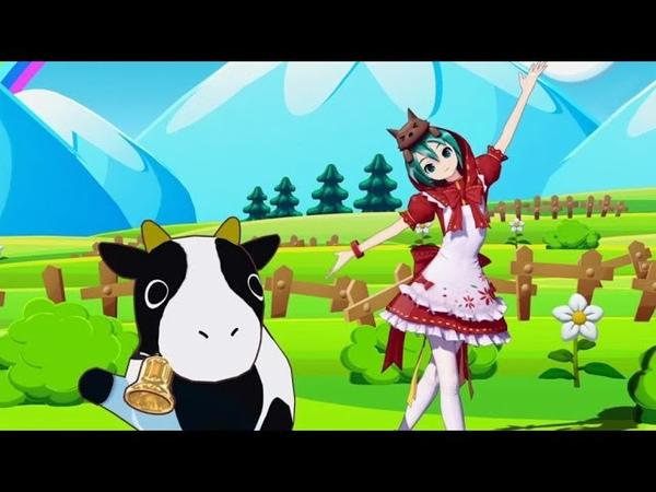 Hatsune Miku: Project DIVA Future Tone - [PV] Oha-Yo-del!! (Romaji/English Subs)