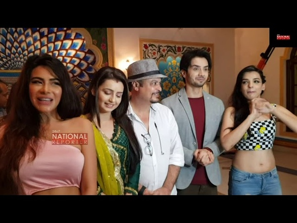 Hamari Bahu Silk Serial Completes 100 Episodes Grand Celebration With Zaan,Reena Chahat Full Cast