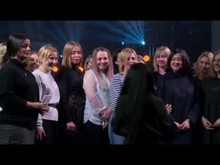 30 ноября 2019г/ежегодная конференция в сибирском христианском центре/ проповедует пастор евгения глухих
