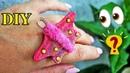 Брошь Мотылек из полимерной глины* Tutorial: Polymer Clay Moth Brooch* 聚合物粘土胸針