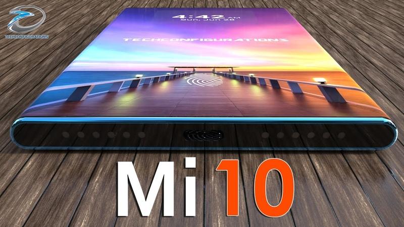 Фанатский концепт Mi 10