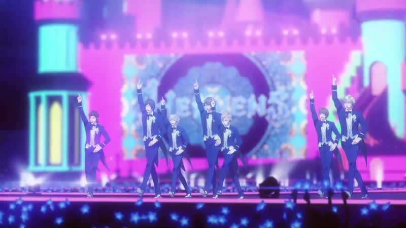 HEAVENS GIRA*2 SEVEN UtaPri Maji Love KINGDOM