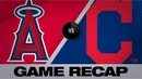Bieber's complete-game gem leads Tribe to win | Angels-Indians Game Highlights 7/4/19