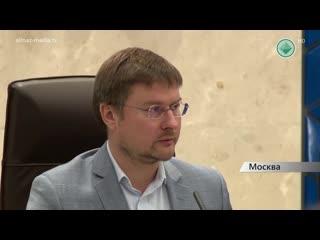 В Москве состоялось совещание руководства АЛРОСА с участием главы Якутии