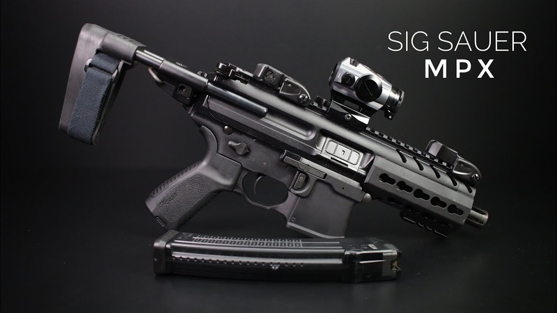 Sig Sauer MPX K Is This The Perfect PDW