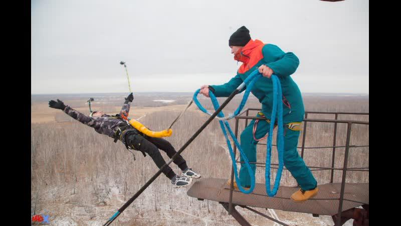 Evgeniy Se. прыжок FreeFallProX команда ProX74 объект AT53 Chelyabinsk 2019 1 jump RopeJumping