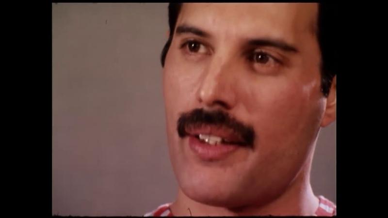 Интервью музыкантов группы Queen (1984) (Любительская озвучка от krotfor)