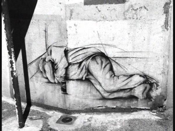 Photographie surréaliste,Toulon ville fantôme