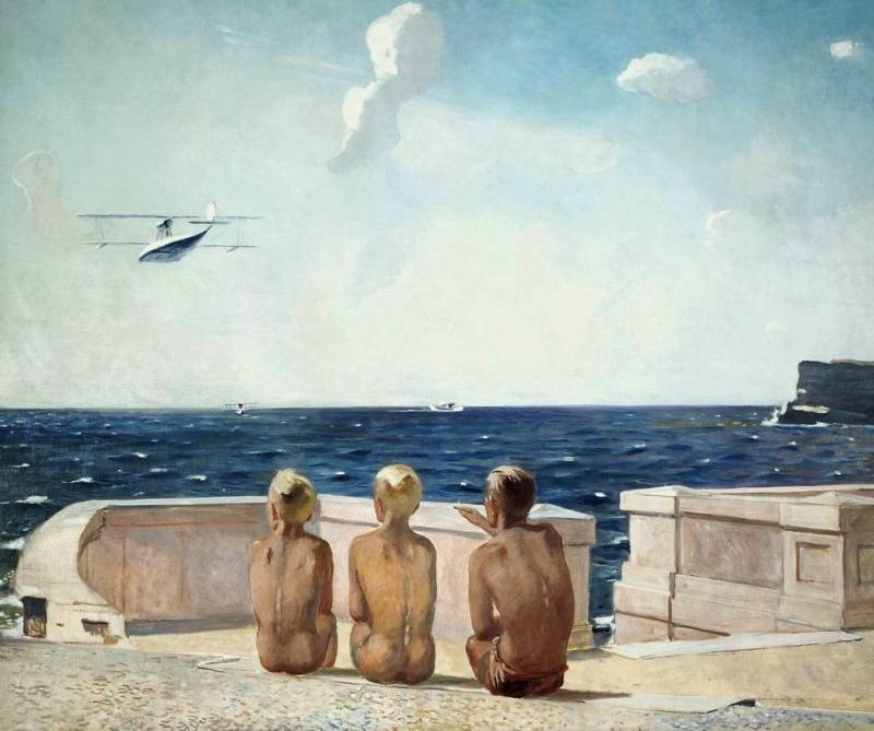 """""""Будущие летчики"""". 1937"""