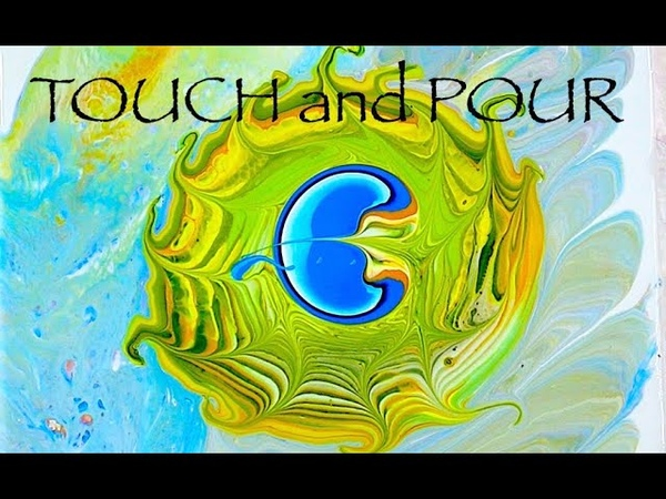 ☝️Touch Pour 🍵 Method ~ Create Interesting Effects BE FEATURED on my CHANNEL Viewer Inspired