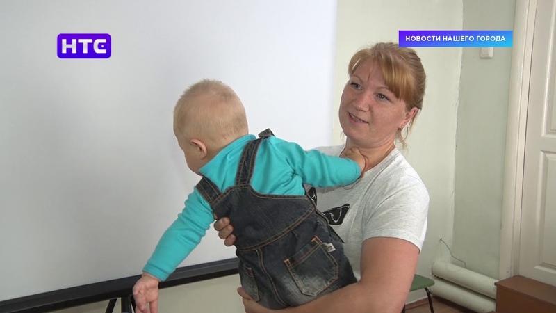 Сотрудники детской поликлиники провели курсы по кормлению грудью