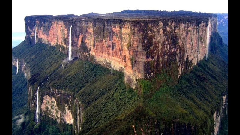 Mount Roraima, Venezuela (Гора Рорайма, Венесуэла)