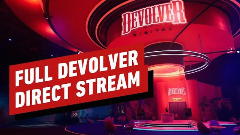 Devolver Direct 2020 Full Presentation