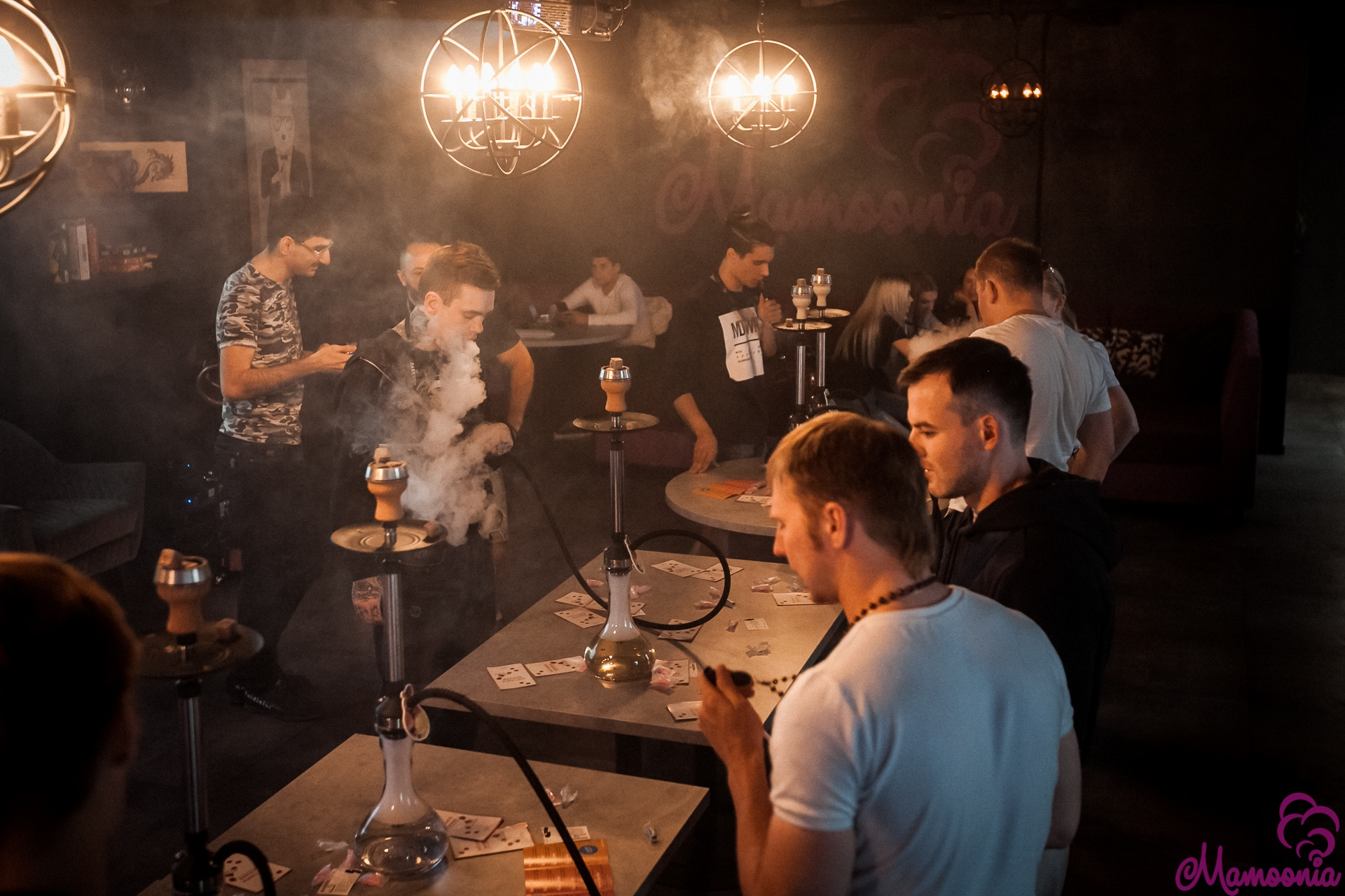 Lounge bar, кальянная, бар «Мамуния» - Вконтакте