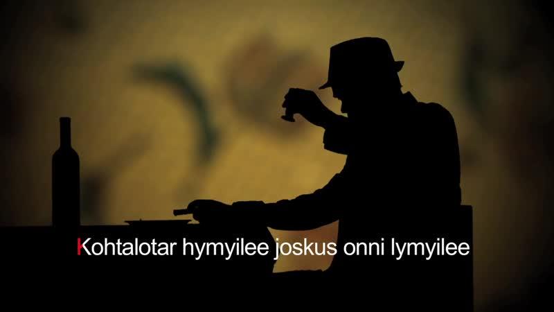 Jaakko Laitinen Väärä Raha - Onnentähti karaokevideo