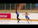 Ksenia Konkina Pavel Drozd Russian Cup 2019 20 2nd Stage Saransk FD