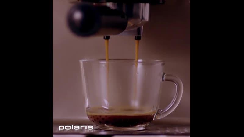 Кофеварка Polaris PCM 1532E Champagne