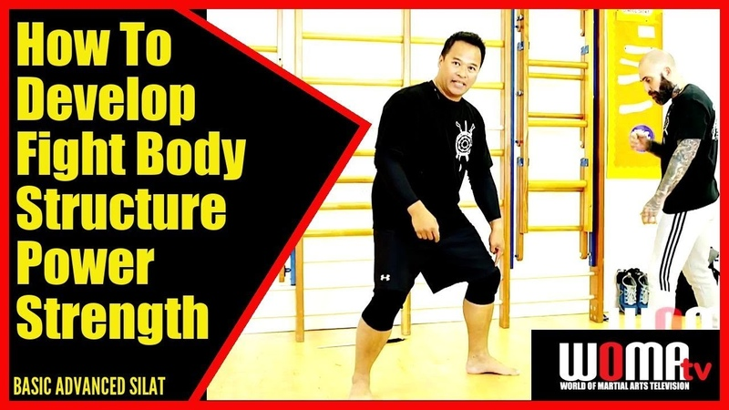 How To Develop Fight Body Structure Power Strength Maul Mornie SSBD