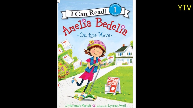 Amelia Bedelia on the Move Please go to ytv kids videobooks for more