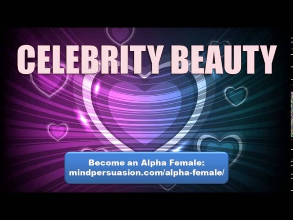 Celebrity Beauty Radiate Gorgeous Magnetic Love Everywhere