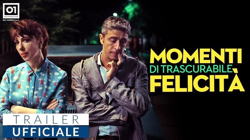 MOMENTI DI TRASCURABILE FELICITÀ di Daniele Luchetti con Pif 2019 Trailer ufficiale HD