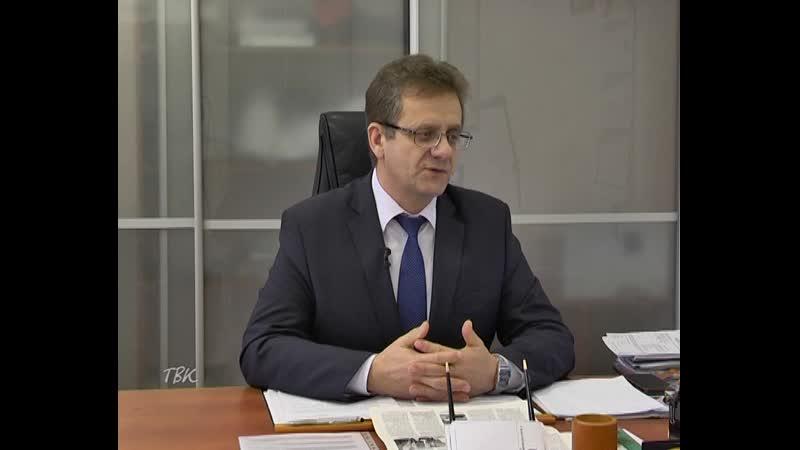 Глава Колпашевского района Андрей Медных рассказал о достигнутых результатах муниципалитета в 2019 году в рамках реализации меро