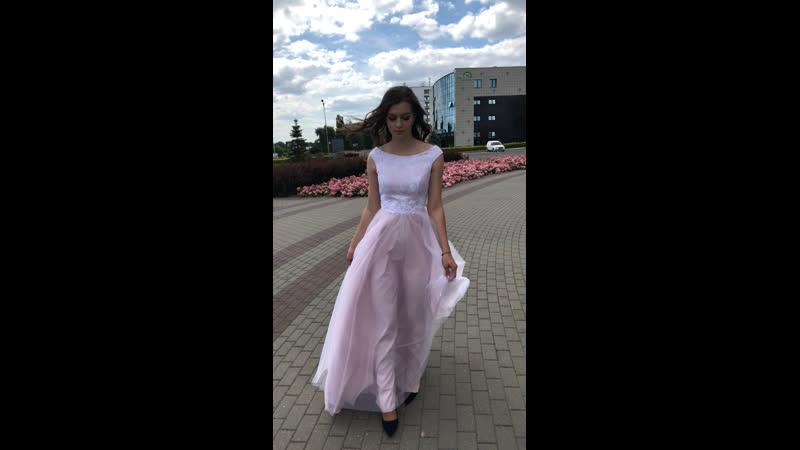 Вечерние и выпускные платья Vessna | Брест|Минск — Live
