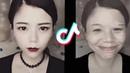 Китайская методика макияжа 2018 Мейкап косметика в Tik tok Перевоплощение Тик ток