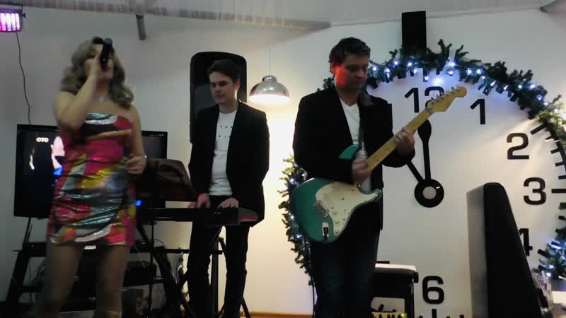 Quite Well Cover Band Trio Live