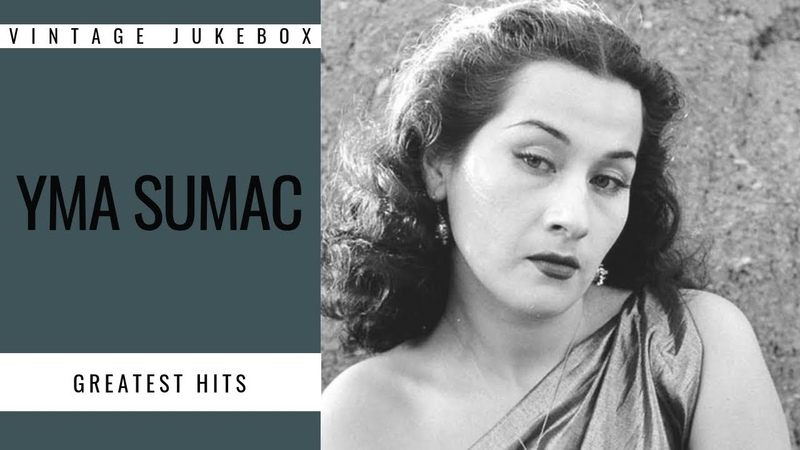 Yma Sumac - Greatest Hits (FULL ALBUM - BEST OF EXOTICA)