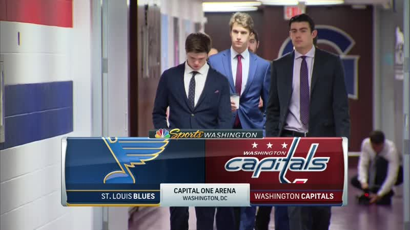 NHL 2019-20 / PS / 18.09.2019 / St. Louis Blues @ Washington Capitals