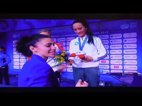 Улан-Удэ 11 чемпионат мира по боксу среди женщин Финал ч.9 13.10.2019 г