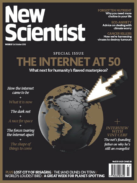 New Scientist Int 26.10.2019