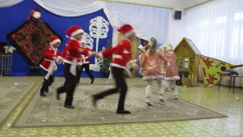 мастер класс в 378 детском саду Русское чудо сибирские валенки 0337